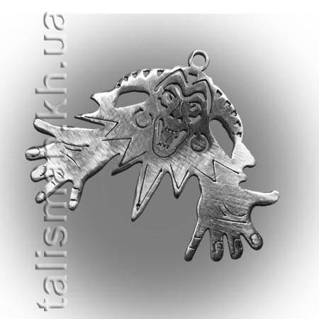Кулон STN41 - Король І Шут (лого), фото 2
