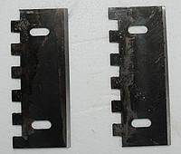 Ножи оригинальные на дисковую корморезку Зубренок, фото 1