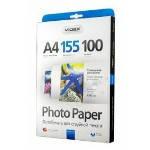 Фотобумага Videx глянцевая ( формат А4, плотность 155 г/м2 двухсторонняя глянцевая ) 100 листов