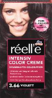 Крем - краска для волос réell'e Intensive Color Creme Violett, 3.66 (фиолетовый)