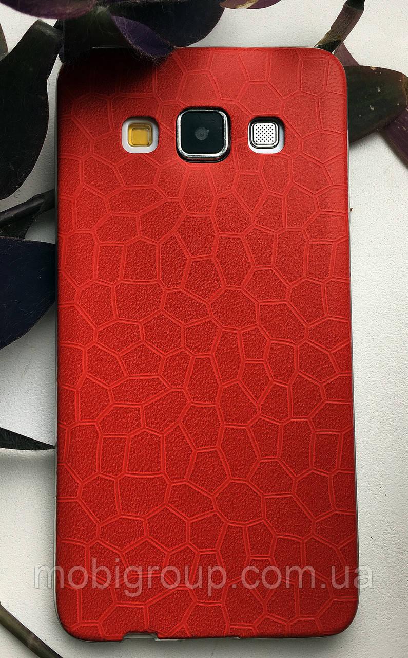 """Силиконовый чехол """"Питон"""" для Samsung А3 (2015)"""