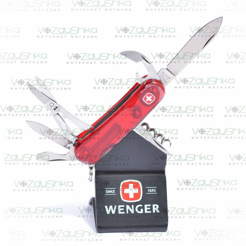 Нож Wenger Evolution 14 модель 1.14.09.400