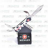 Нож Wenger Evolution 10 модель 1.10.09.912. P1, фото 1