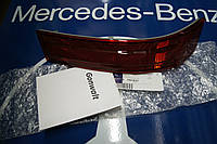 Mercedes GL GL320 GL350 GL450 GL63 2006-09 левый катафот отражатель в задний бампер новый оригинал