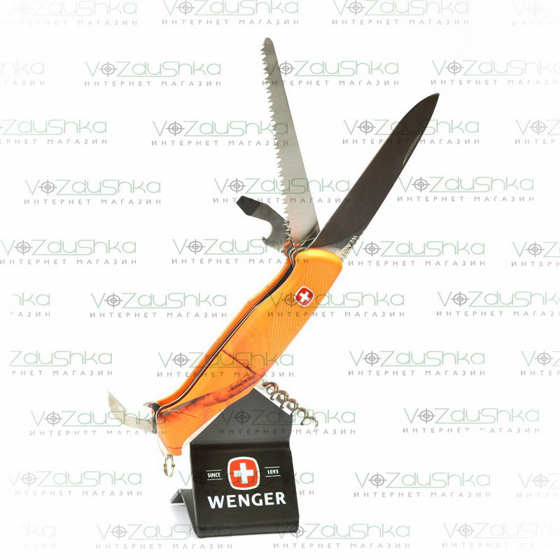 Нож Wenger New Ranger 55 модель 1.77 55 804
