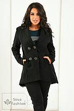 969d54a8f4a76 Пальто и куртки больших размеров - купить в Украине недорого по ...