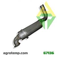 Глушитель системы выхлопа А-41 ДТ-75 41-30С2-1
