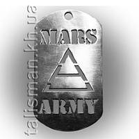Кулон STN45 - 30 Seconds To Mars (Army)