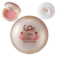 Нежные румяна IT'S SKIN BABYFACE PETIT BLUSHER