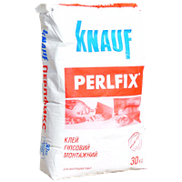 Клей для гипсокартона KNAUF Перлфикс 30кг, фото 1