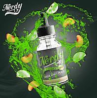 Green Apple Peach - 3мг/мл [Nerdy E-Juice (USA), 60 мл]