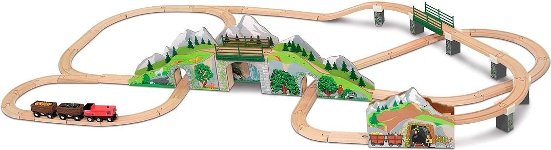 """Железная дорога большая """"Горный туннель"""""""