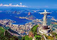 Пазлы Рио-де-Жанейро, Бразилия, 1000 элементов Castorland С-102846