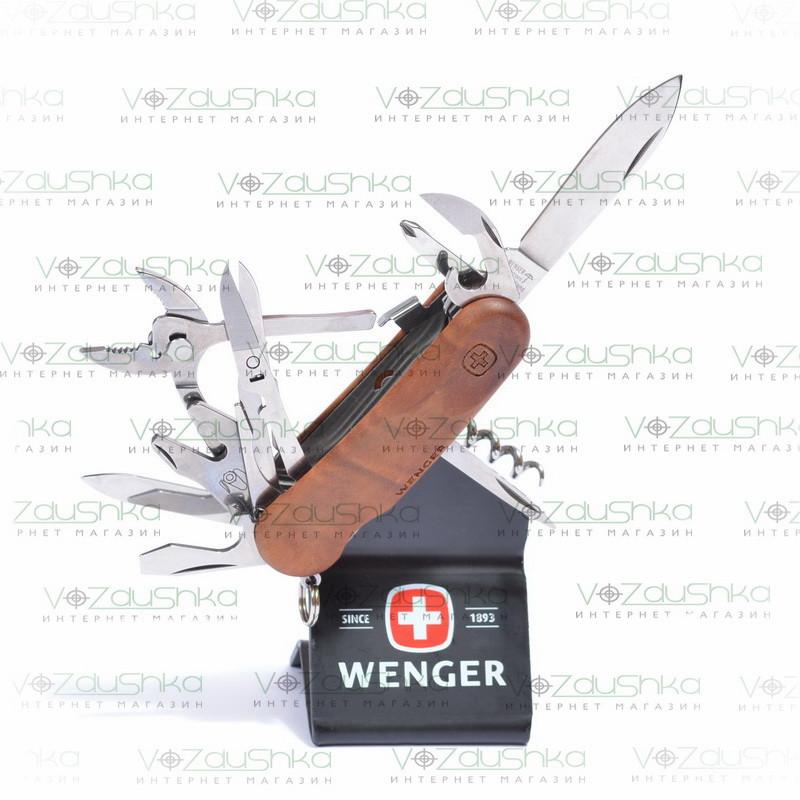 Нож Wenger EvoWood S 557 модель 1.557.59.830