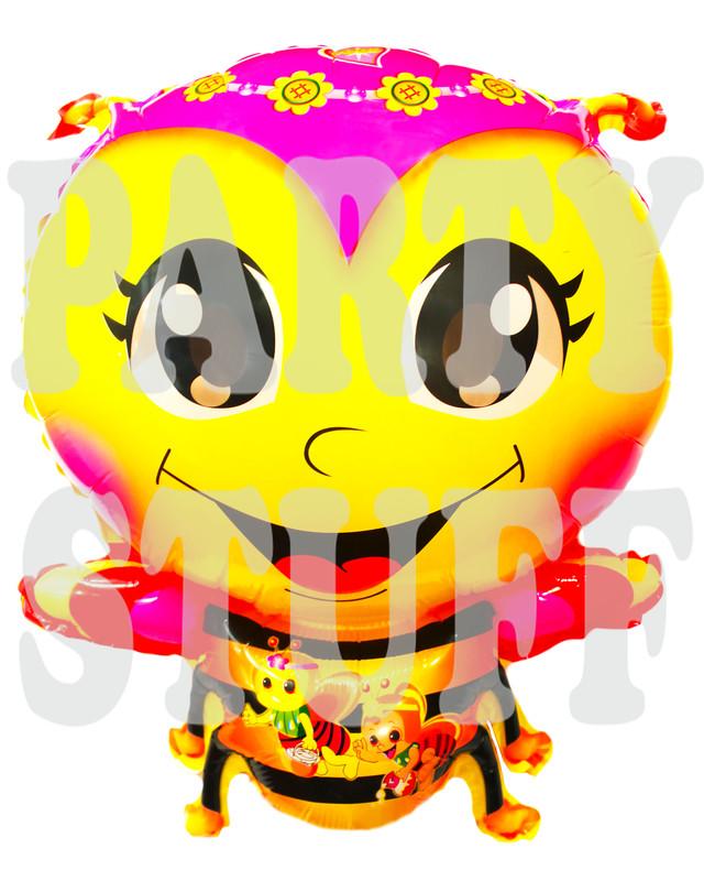 Воздушные шарики пчела