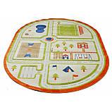 Дитяча килимова доріжка Fulya 8C44B, фото 4