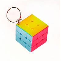 Кубик Рубика брелок Yuxin, фото 1