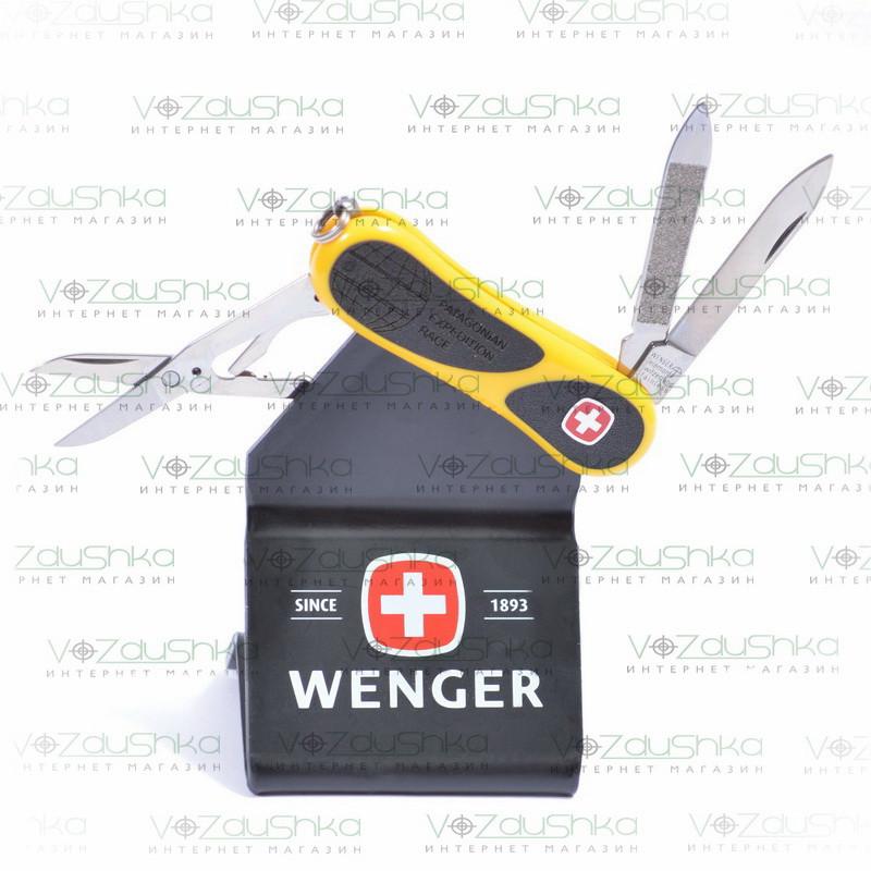 Нож Wenger Evogrip 81  модель 1.81.11.822 WPER