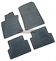 Резиновые ковры AUDI Q5 с 2009⇒➤ цвет: черный ➤ производитель PETEX