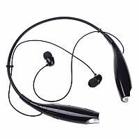 Беспроводная гарнитура наушники с шейным кольцом. Bluetooth 4.0, Спорт Стиль С МИКРОФОНОМ, Бас HV-800.