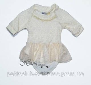 ff380d4de0b6 Боди-платье для девочки