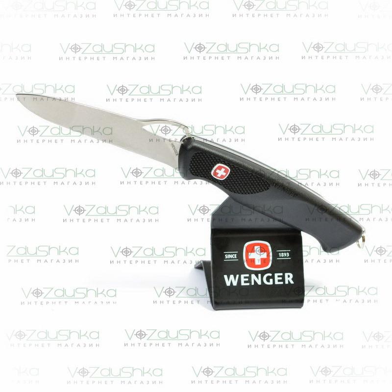 Нож Wenger New Ranger Clip  51 модель 1.77 51 01, фото 1