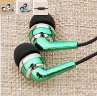 Гарнитура мобильная, model-2, черно-зеленая, фото 1