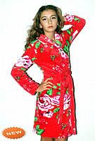 Подростковый халат