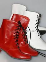 Ботинки для кадрили (кадрилки)