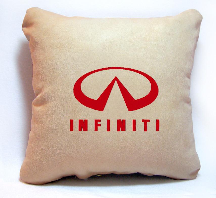 """Автомобильная подушка """"Infiniti"""""""