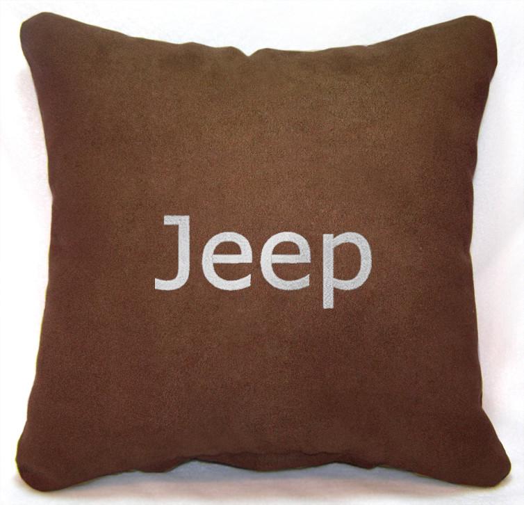 "Автомобильная подушка ""Jeep"""