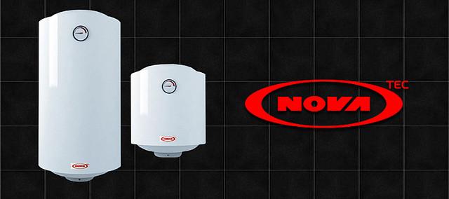 Электрические накопительные водонагреватели (бойлеры) Nova Tec