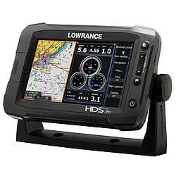 Эхолот\картплоттер Lowrance HDS-7 GEN2 Touch без датчиков (000-10763-001)