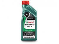 Тормозная жидкость DOT-4 CASTROL
