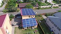 Установка солнечных электростанций под ключ