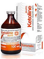 Кетолайн 100 мл инъекционный Евро (аналог Аинил)