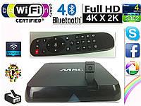 Android Smart TV 4K Box VenBOX ITVm8c, 5 MP Camera, XBMC, S802, Quad Core, KitKat 4.4