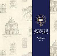 University of Oxford Archive vol.1