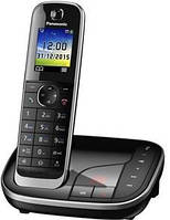 Радиотелефон DECT Panasonic KX-TGJ320UCB Black