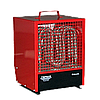 Электрический тепловентилятор Термия 6 кВт, 380В АО ЭВО 6,0/0,4