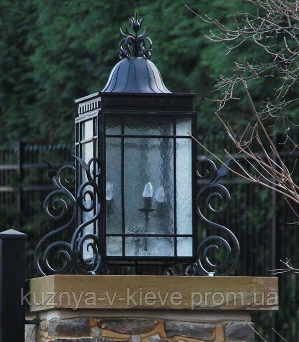 Садовый фонарь