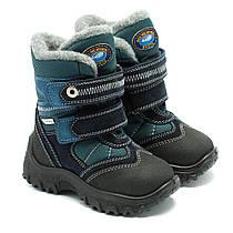 Зимние теплые сапоги Kapika, для мальчика, размер 24-29