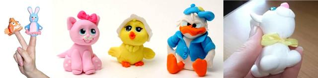 масса для лепки игрушек самозастывающая