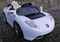 Eлектромобіль CABRIO T-білий