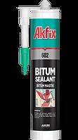 Битумный герметик кровельный Akfix 602 310 мл