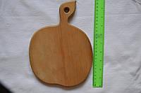 Дощечка деревянная Яблочко