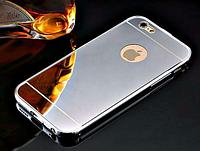 Зеркальный чехол Supreme Chrome iPhone 6 #100090
