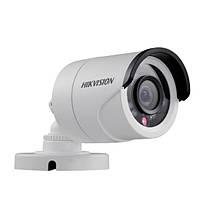 Бюджетная мини Turbo HD камера  Hikvision DS-2CE16D1T-IR