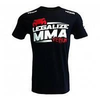 Оригинальная Футболка Venum Legalize MMA