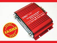 UKC DJ-450 Усилитель звука USB + Mp3 4*55W, фото 1